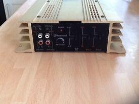 Sherwood 4 channel amplifier