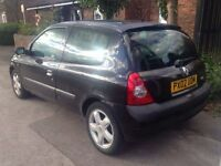 renault clio 1.5 dci 30 pound road tax a year 60 mpg bin remapped ideal first car long mot