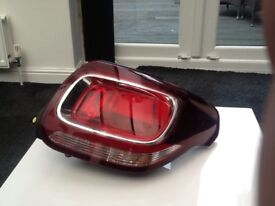 Ds3 rear drivers light rrp £400 to reduced to clear £199