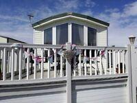 Caravan to rent in Trecco Bay, Porthcawl.