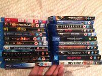 Bundle of Blu Rays