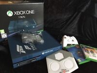 Xbox one limited edition forza console 1 tb