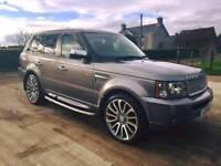 Range Rover SPORT 2.7 V6 (not BMW AUDI GOLF VW)
