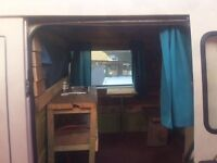 Vwlt35 campervan / sleeps 2/3 / ready to go anywhere