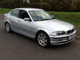 BMW 3 Series 330d SE (aluminium silver) 2001