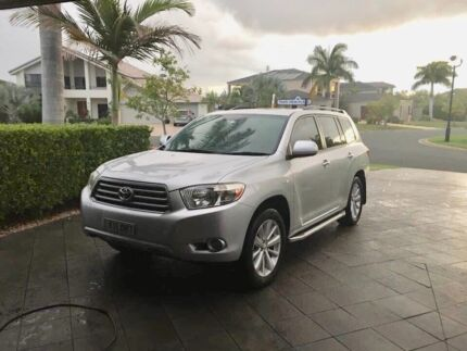 2009 Toyota Kluger Altitude SUV Surfers Paradise Gold Coast City Preview