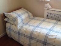 Hotel grade guest bed