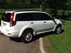 Great Wall x200 4WD 2014 auto diesel Bega Bega Valley Preview