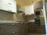 howdens kitchens supplied and fitted with trade discount.