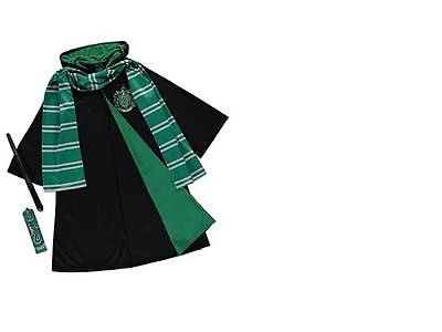 Malfoy Kostüme (New Harry Potter Draco Malfoy Hogwarts Robe George Fancy Dress Costume 7-12yrs)