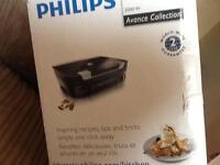 Phillips AVANCE collection barbecue cook table grill new