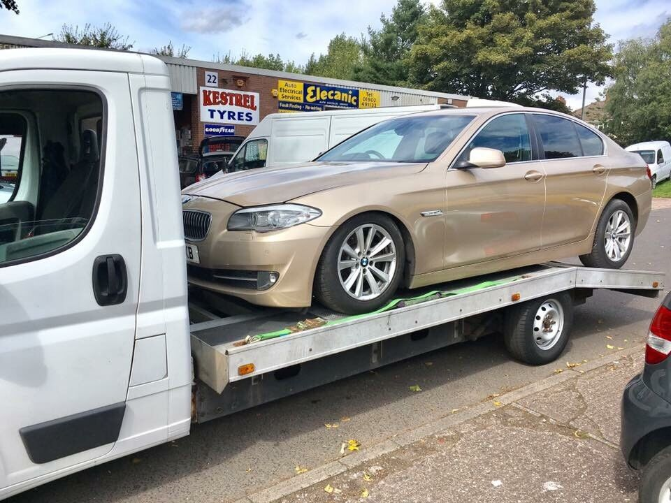 Cheap Car Recovery £25 Breakdown Vehicle Collection and Delivery ...
