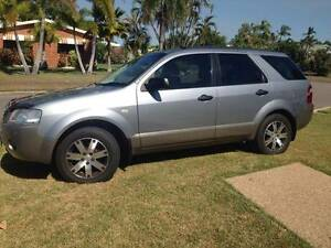 2005 Ford Territory Wagon Townsville Townsville City Preview