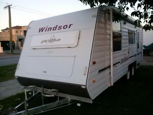 Windsor Genesis Caravan Near New East Cannington Canning Area Preview