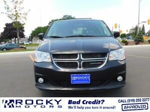 2014 Dodge Grand Caravan Crew $22,995 PLUS TAX