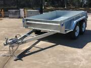 8x5 Heavy Duty Tandem Hot Dipped Galvanised Trailer Adelaide Region Preview