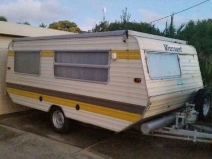 Poptop Caravan REDUCED