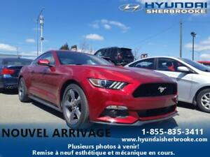 2016 Ford Mustang V6+CAMERA+DÉMARREUR+BLUETOOTH+CRUISE