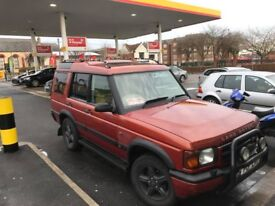 for sale discovery 2 lpg conversion mot untill november 2018