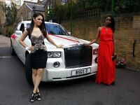 Rolls Royce Phantom Wedding Car | Wedding Cars | Rolls Royce | chauffeur Driven | Wedding