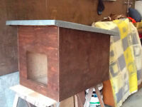 Brand new plywood dog boxes/kennels for sale £58 . Free Delivery