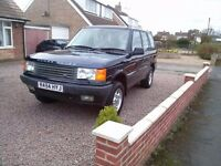 Land Rover RANGE ROVER LOW mileage, MOT 3 JULY, quick sell, no time wasters