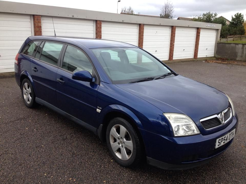vauxhall vectra estate 54plate in alness highland gumtree. Black Bedroom Furniture Sets. Home Design Ideas