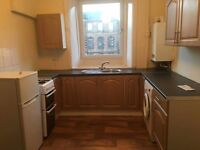 Available now - unfurnished studio flat to let in popular location close to shops and station.