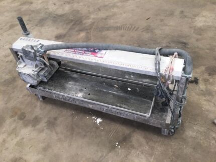 Rodia 259RS Tile Saw $1,200.00 Firm