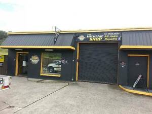 Mechanical Workshop for rent, with or without fittings Campbelltown Campbelltown Area Preview