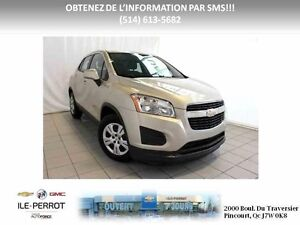 2014 Chevrolet Trax FWD LS CROSSOVER, BLUETOOTH,