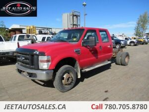2008 Ford F-350 XL 4X4 Extended Cab