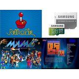 128GB SD Card w/ Retropie, Raspberry Pi3 ,Emulation Station,12,000+ Games