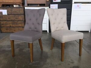 VICTORIA  - Dining Chairs Leumeah Campbelltown Area Preview