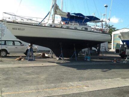 Swanson 36 Cruising Yacht for sale