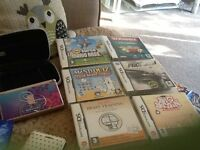 Nintendo ds 6 games