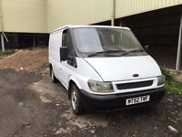Ford Transit 6seats