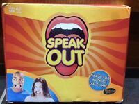 Speak Out Game brand new in the box