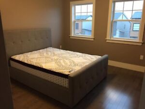 One bedroom and living room larry uteck