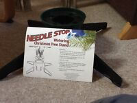 Needle Stop Watering Christmas Tree Stand