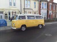 1970 VW Type 2 Camper Van