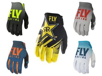 2019 Fly Racing Lite Motocross Glove - Dirt Bike Motocross Off Road Gloves Adult ()