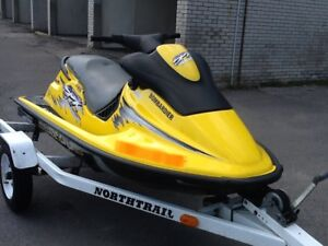 Seadoo spx 800cc 1999 mint condition, trailer