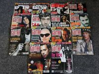 Total Guitar Magazine - 14 Issues ranging from 1998-2007
