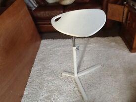 IKEA adjustable laptop table