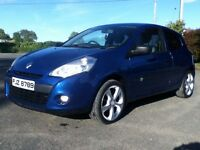 *!*FACELIFT MODEL*!* 2010 Renault Clio 1.2 16v Extreme **FULL YEARS MOT** **CHEAP INSURANCE**