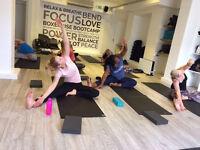 Studio Space for Yoga, Dance, Drama, Pilates, Massage and more