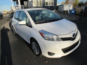 CERTIFIED 2012 TOYOTA YARIS LE FULLY LOADED 8990$