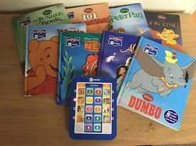 Disney Me Reader with 8 Books