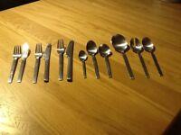 WMF Matt Stainless Steel Cutlery